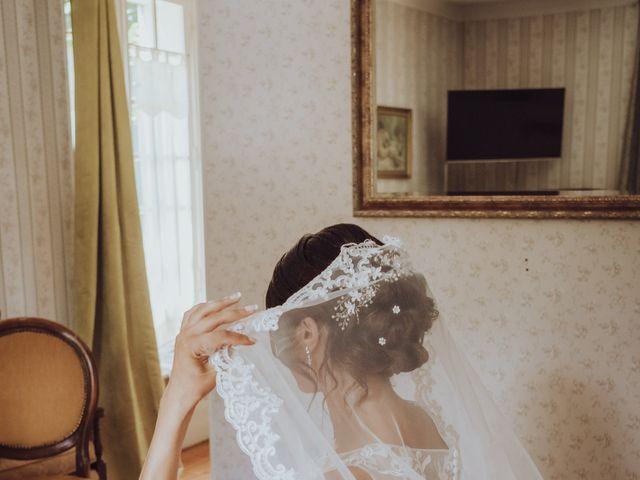 Le mariage de Guillaume et Zorah à Varennes-Jarcy, Essonne 7