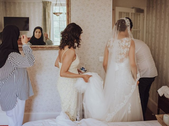 Le mariage de Guillaume et Zorah à Varennes-Jarcy, Essonne 8