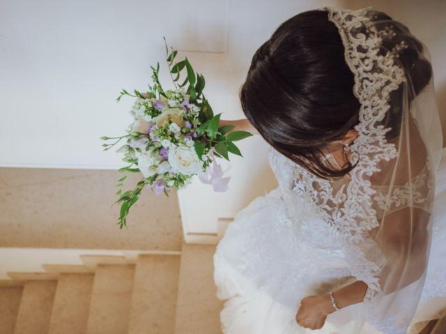 Le mariage de Guillaume et Zorah à Varennes-Jarcy, Essonne 9