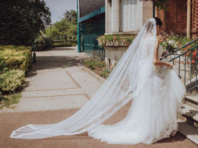 Le mariage de Guillaume et Zorah à Varennes-Jarcy, Essonne 10