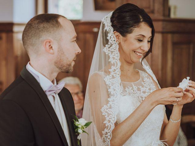 Le mariage de Guillaume et Zorah à Varennes-Jarcy, Essonne 12