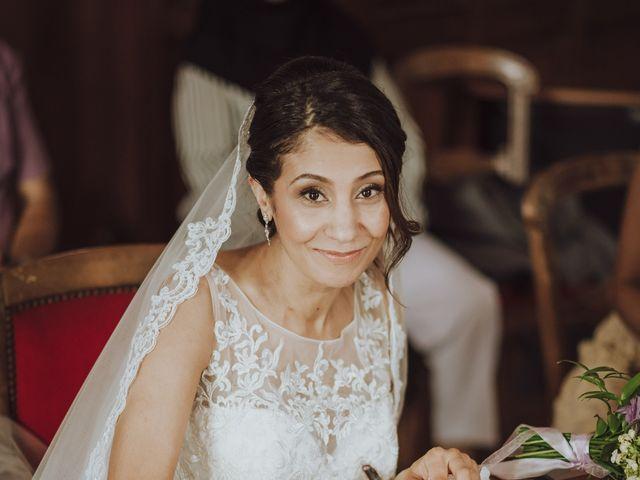 Le mariage de Guillaume et Zorah à Varennes-Jarcy, Essonne 14