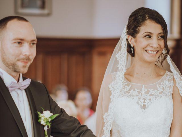 Le mariage de Guillaume et Zorah à Varennes-Jarcy, Essonne 17
