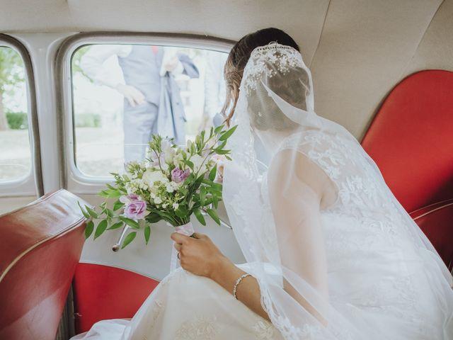 Le mariage de Guillaume et Zorah à Varennes-Jarcy, Essonne 18