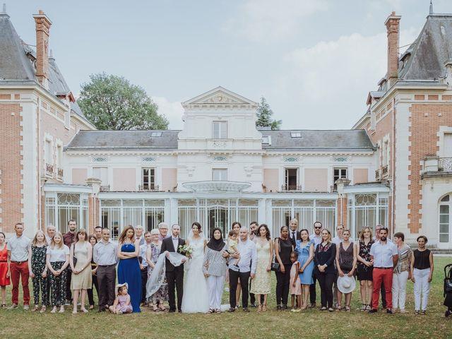 Le mariage de Guillaume et Zorah à Varennes-Jarcy, Essonne 19