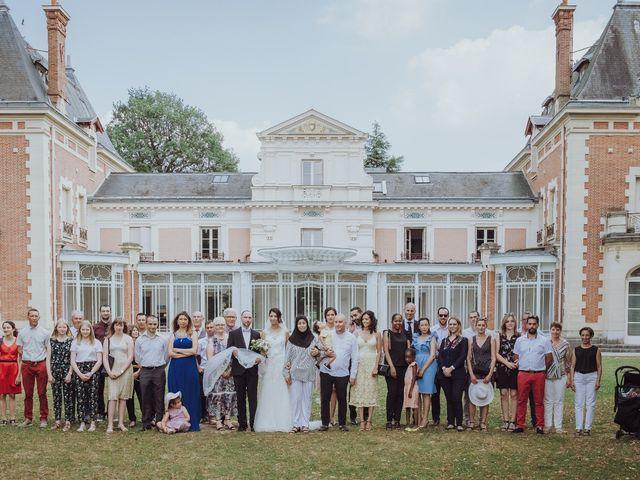 Le mariage de Guillaume et Zorah à Varennes-Jarcy, Essonne 20