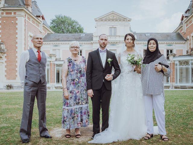 Le mariage de Guillaume et Zorah à Varennes-Jarcy, Essonne 21