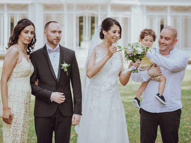 Le mariage de Guillaume et Zorah à Varennes-Jarcy, Essonne 22