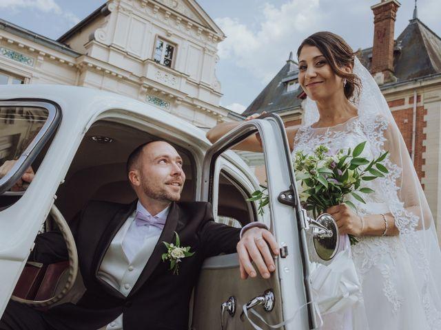 Le mariage de Guillaume et Zorah à Varennes-Jarcy, Essonne 25