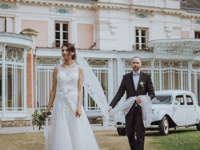 Le mariage de Guillaume et Zorah à Varennes-Jarcy, Essonne 26
