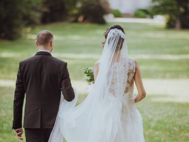 Le mariage de Guillaume et Zorah à Varennes-Jarcy, Essonne 27
