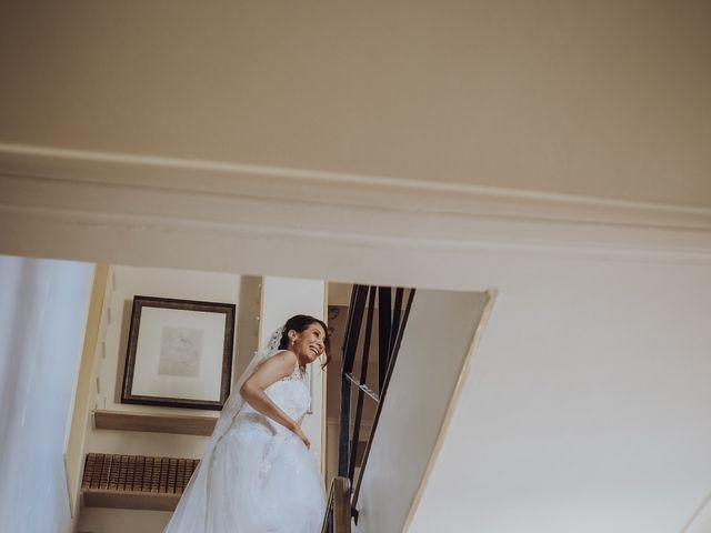 Le mariage de Guillaume et Zorah à Varennes-Jarcy, Essonne 28