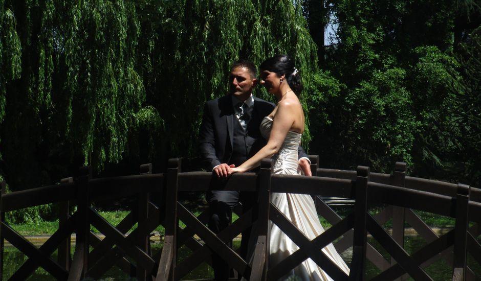 Le mariage de Frédéric et Carole à Saint-Symphorien-d'Ozon, Rhône