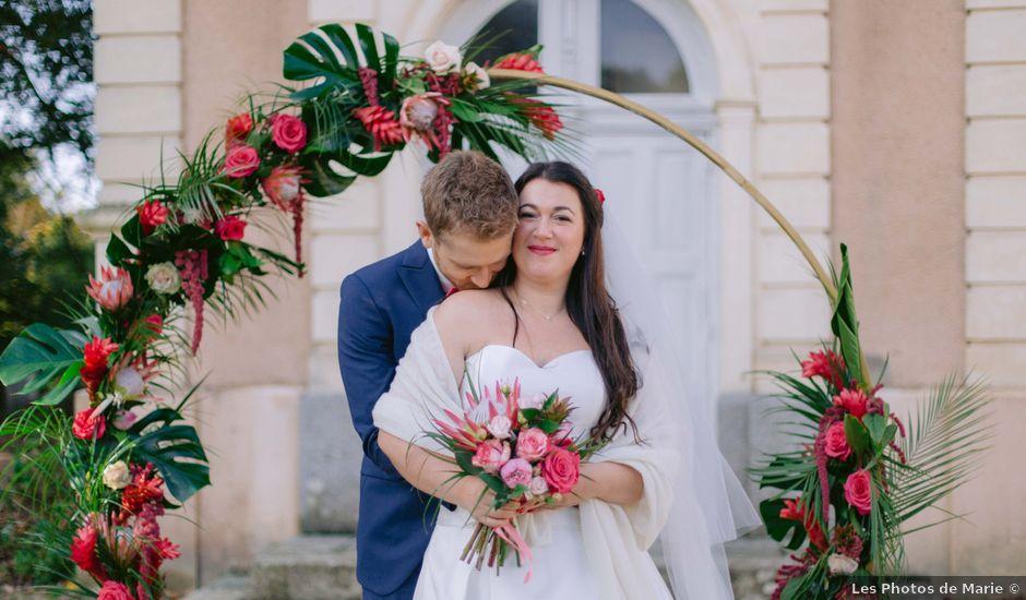 Le mariage de David et Lauriane à Iffendic, Ille et Vilaine