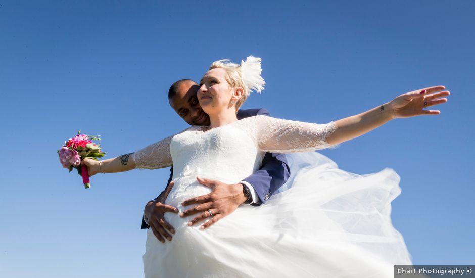 Le mariage de Laury et Charlène à Saint-Laurent-d'Agny, Rhône