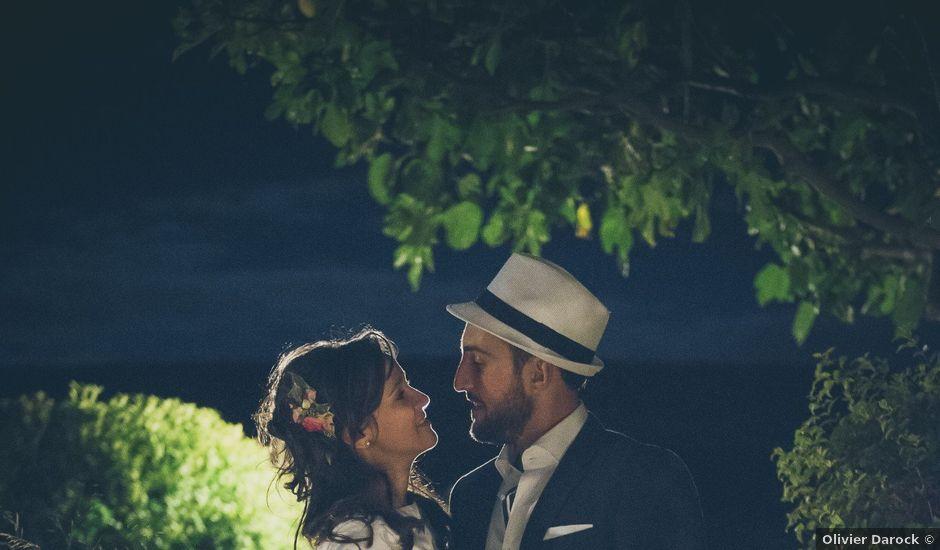 Le mariage de Yannick et Laura à Montarnaud, Hérault
