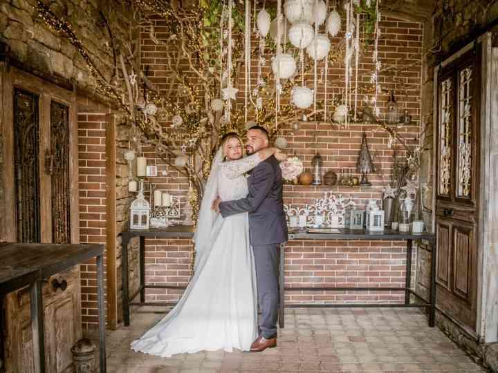 Le mariage de Fiona et Teddy