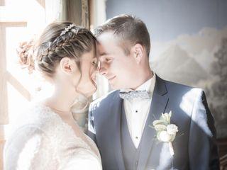 Le mariage de Coline et Thibault