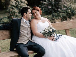 Le mariage de Margaux et Gilles