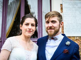 Le mariage de Hélèna et Justin
