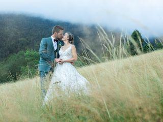 Le mariage de Clémence et David