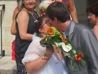 Le mariage de Angélina et Johan 1