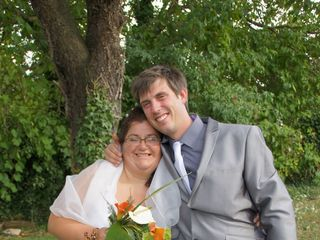 Le mariage de Angélina et Johan