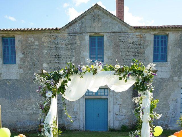 Le mariage de Sébastien et Isabelle à Sainte-Gemme-la-Plaine, Vendée 7