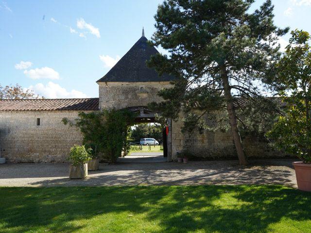 Le mariage de Sébastien et Isabelle à Sainte-Gemme-la-Plaine, Vendée 10