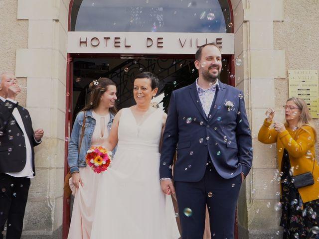 Le mariage de Sébastien et Isabelle à Sainte-Gemme-la-Plaine, Vendée 19