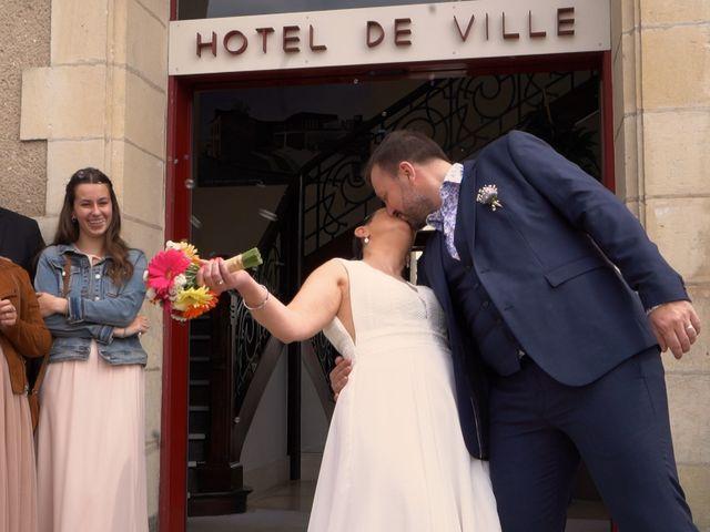 Le mariage de Sébastien et Isabelle à Sainte-Gemme-la-Plaine, Vendée 20