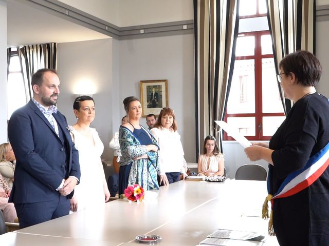Le mariage de Sébastien et Isabelle à Sainte-Gemme-la-Plaine, Vendée 23