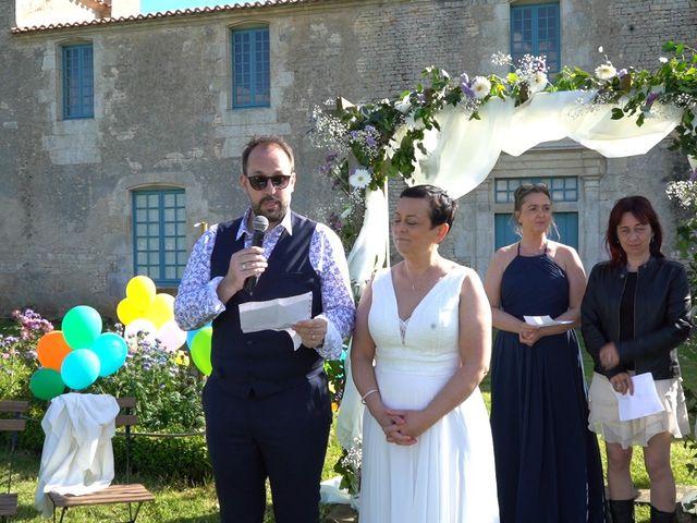 Le mariage de Sébastien et Isabelle à Sainte-Gemme-la-Plaine, Vendée 25