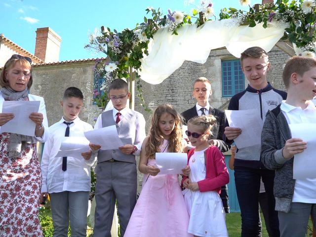 Le mariage de Sébastien et Isabelle à Sainte-Gemme-la-Plaine, Vendée 26