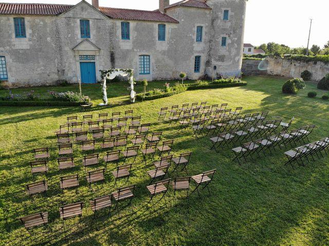 Le mariage de Sébastien et Isabelle à Sainte-Gemme-la-Plaine, Vendée 39