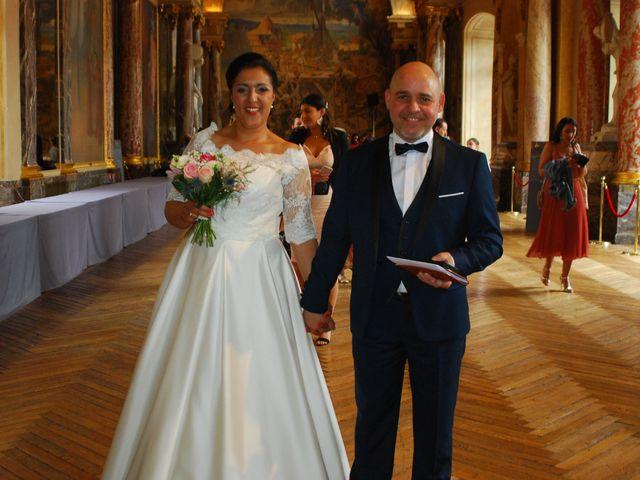 Le mariage de Amal et Patrick