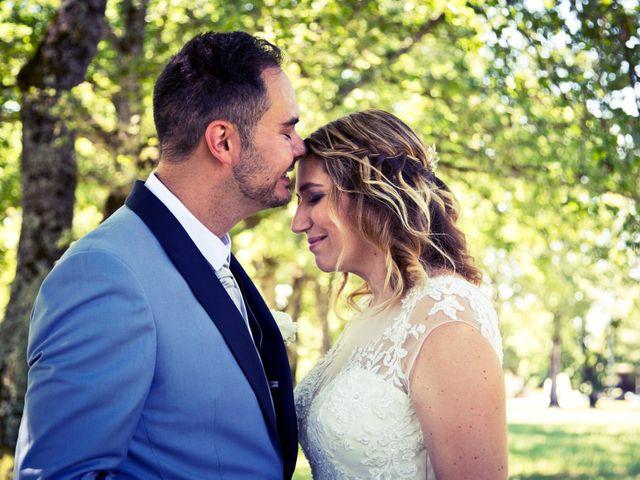 Le mariage de Gérald et Virginie à Ambronay, Ain 7