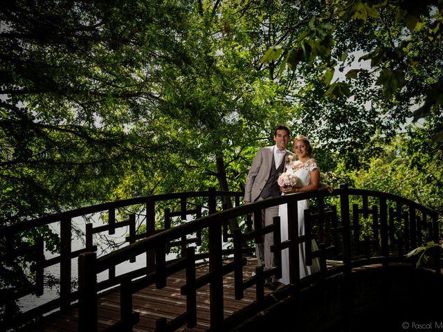 Le mariage de Corentin et Tiphanie à Lyon, Rhône 3