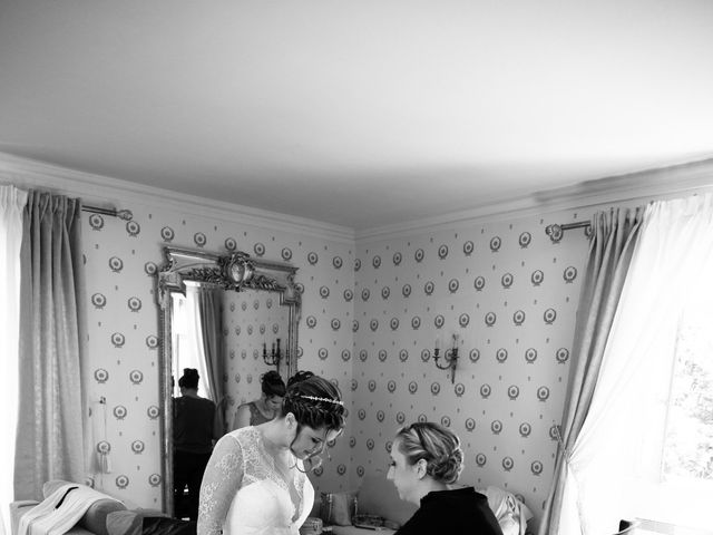 Le mariage de Thibault et Coline à Syam, Jura 5