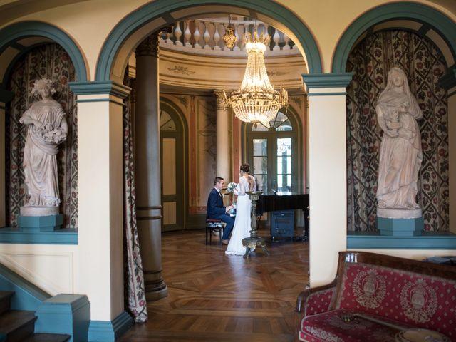 Le mariage de Thibault et Coline à Syam, Jura 2
