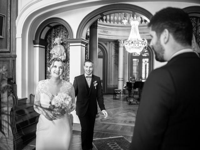 Le mariage de Thibault et Coline à Syam, Jura 7