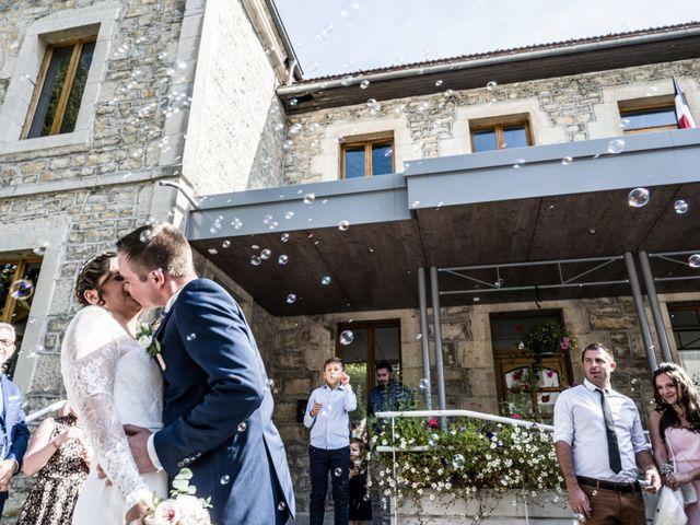 Le mariage de Thibault et Coline à Syam, Jura 8
