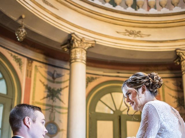 Le mariage de Thibault et Coline à Syam, Jura 9