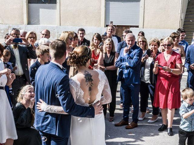 Le mariage de Thibault et Coline à Syam, Jura 10
