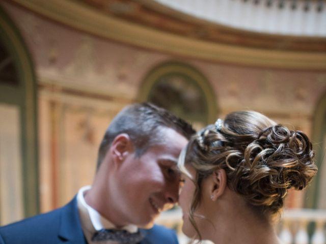 Le mariage de Thibault et Coline à Syam, Jura 12