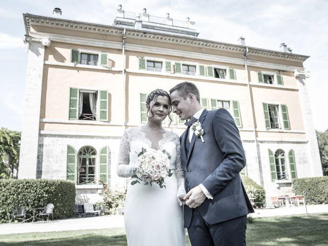 Le mariage de Thibault et Coline à Syam, Jura 13