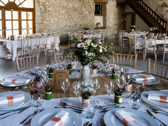 Le mariage de Thibault et Coline à Syam, Jura 17
