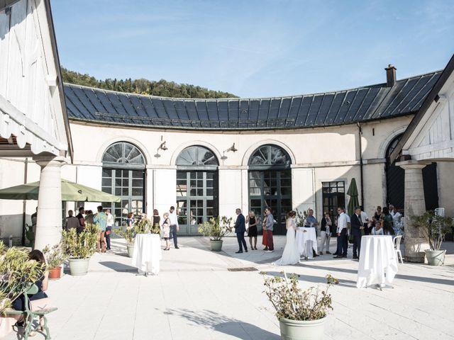 Le mariage de Thibault et Coline à Syam, Jura 25