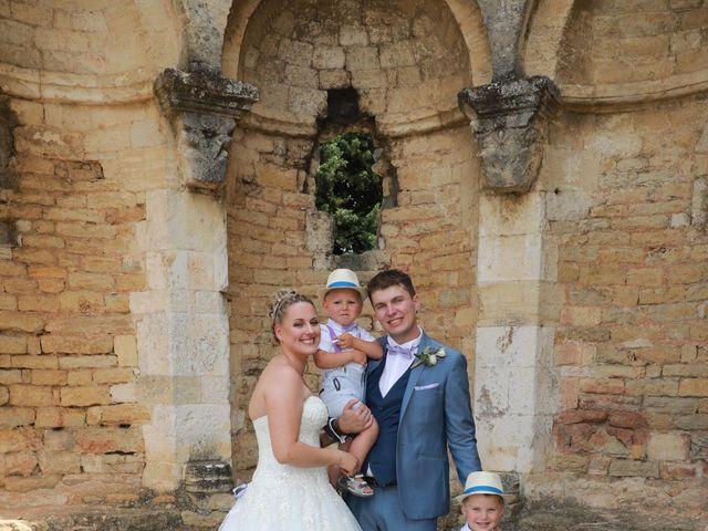 Le mariage de Steven et Amandine à Saint-Paul-les-Fonts, Gard 4