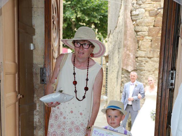 Le mariage de Steven et Amandine à Saint-Paul-les-Fonts, Gard 8